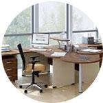 Готовая мебель для офиса