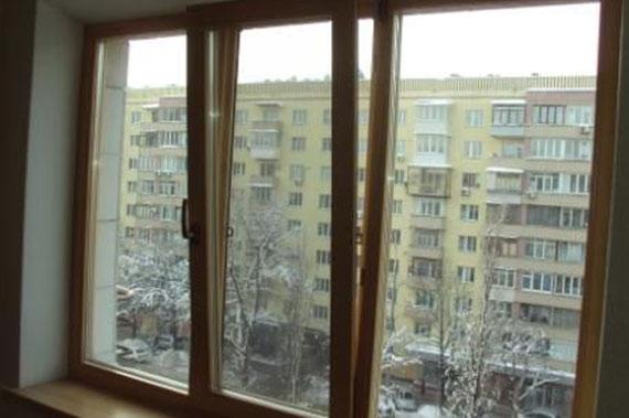 Деревянные окна - фото 20