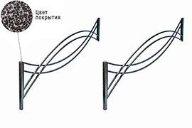 Удлинение ограды ритуальной Тип 1