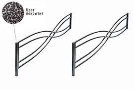 Удлинение ограды ритуальной Тип 2