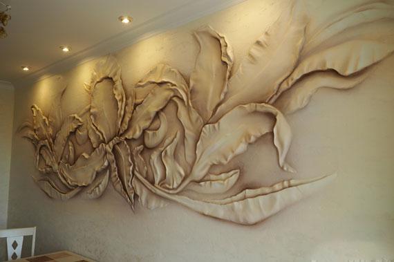 Художественная роспись стен - фото 3