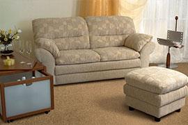 Химчистка двухместных диванов