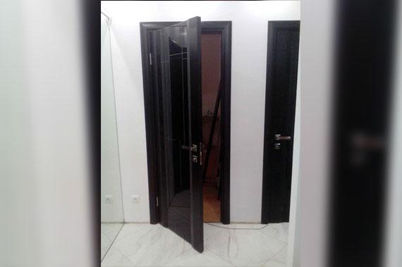 Установка дверей под ключ - фото 2