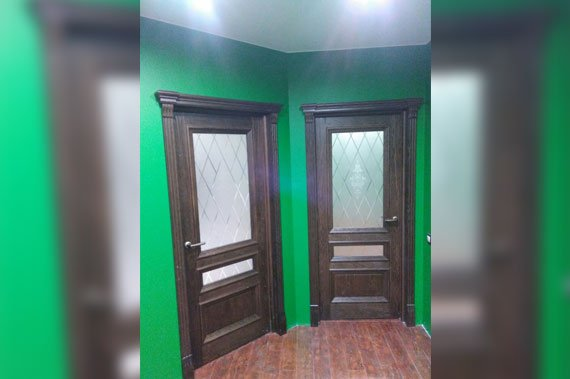 Установка дверей под ключ - фото 3