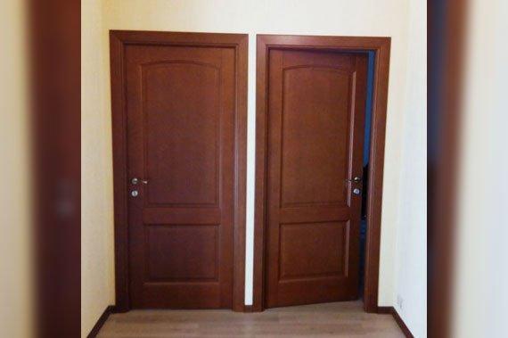 Установка дверей под ключ - фото 4