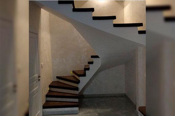 Лестницы под ключ - фото 16