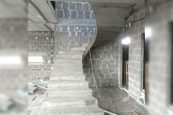 Лестницы под ключ - фото 19