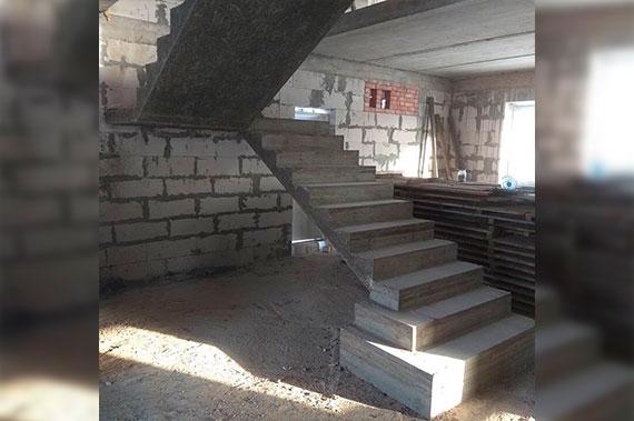 Лестницы под ключ - фото 2