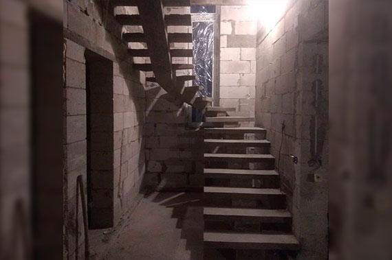 Лестницы под ключ - фото 25