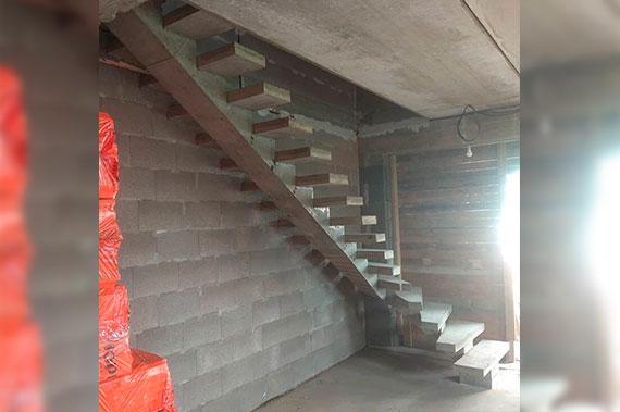 Лестницы под ключ - фото 26