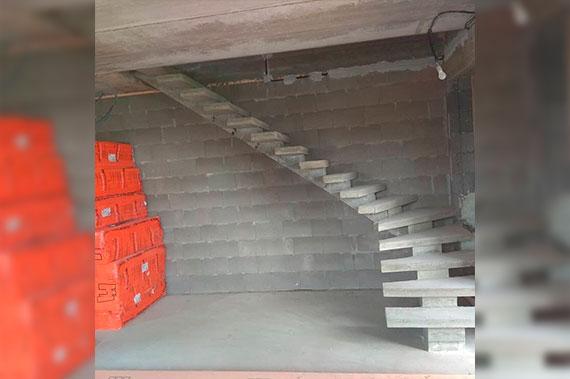 Лестницы под ключ - фото 27