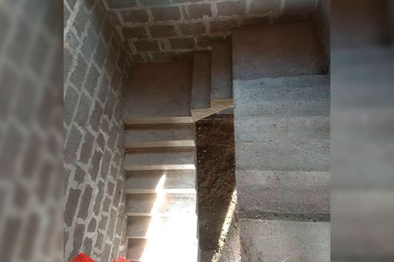Лестницы под ключ - фото 6