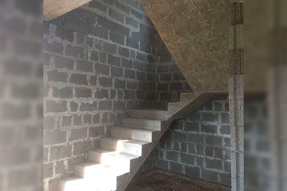 Лестницы под ключ - фото 7