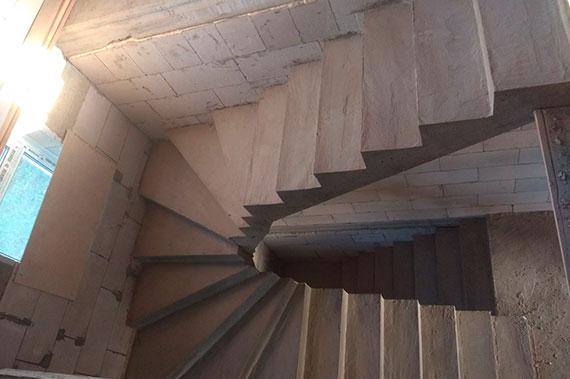 Лестницы под ключ - фото 8