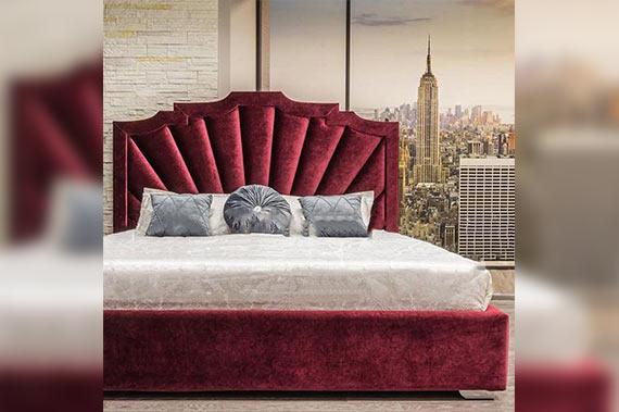 Кровати на заказ - модель K-001
