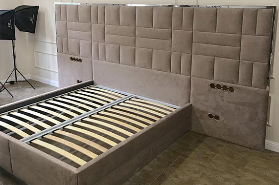 Мягкая мебель на заказ - фото 3