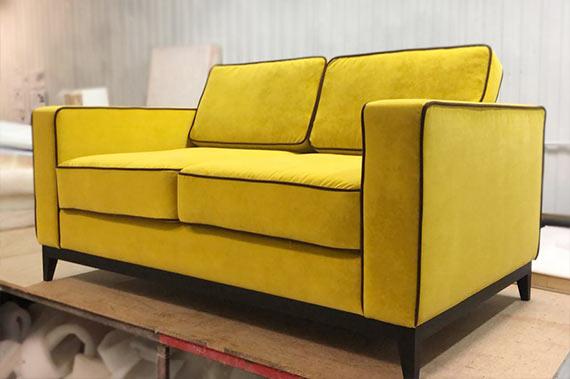 Мягкая мебель на заказ - фото 4
