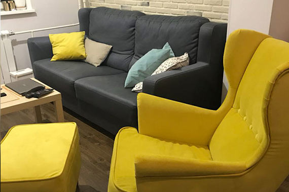 Мягкая мебель - фото 6