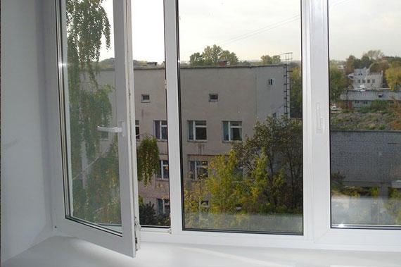 Окна - фото 2