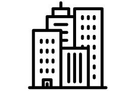 В условиях плотной жилищной застройки городов