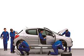 Кузовной ремонт легкового авто