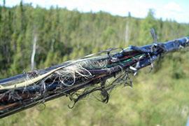Повреждение кабеля фото - 4