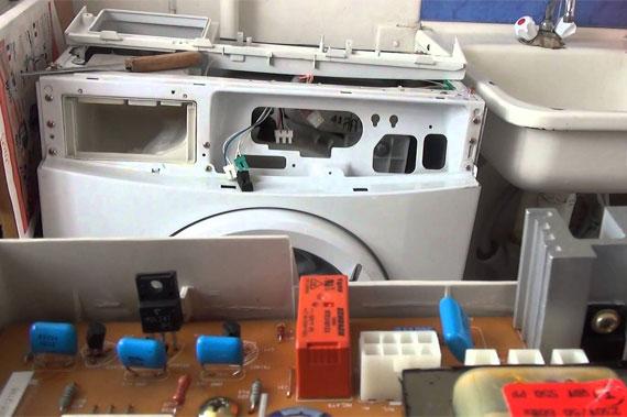 Ремонта стиральных машин - фото 1