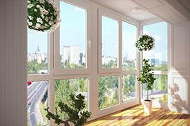 Окна ПВХ и аклюминиевые