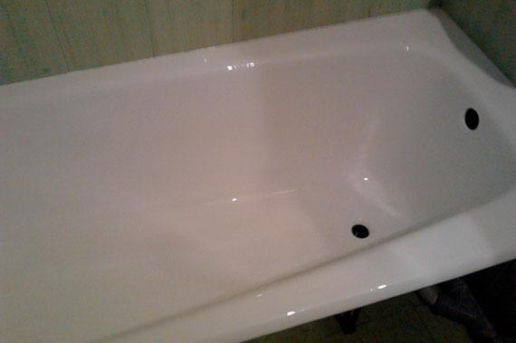 Реставрация ванн - фото 7