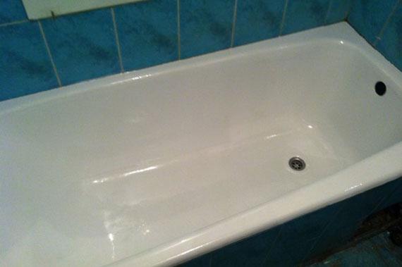 Реставрация ванн - фото 3