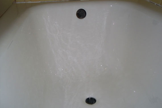 Наливная ванна - фото 10